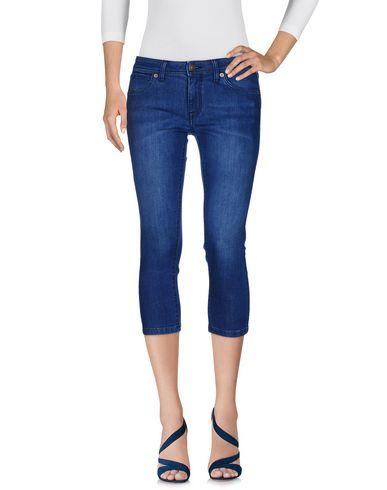 Джинсовые брюки-капри BURBERRY 42601954BU