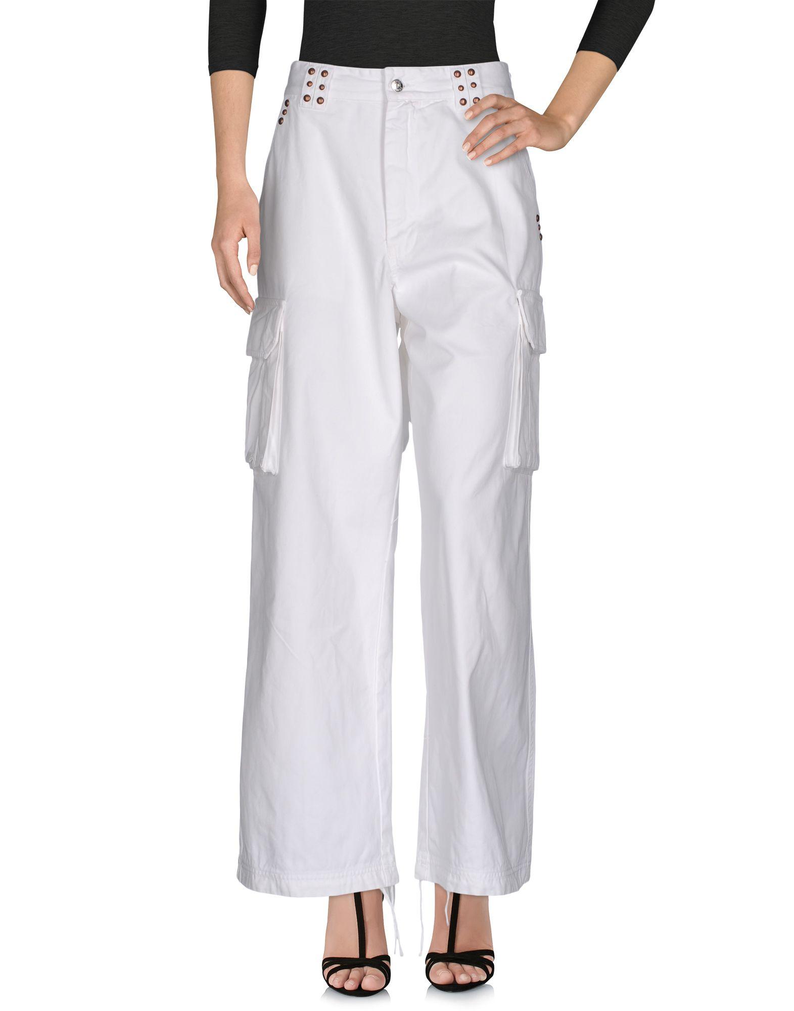 BAD SPIRIT Джинсовые брюки цена 2017