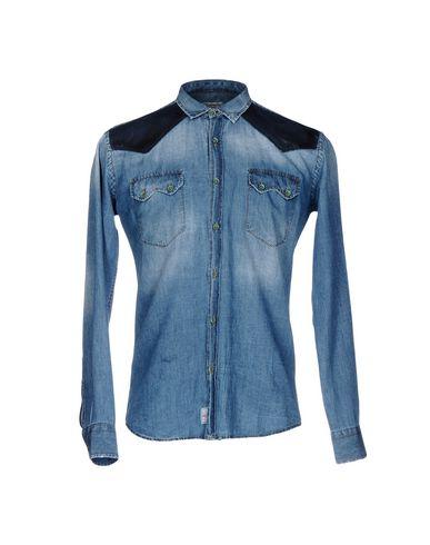 Джинсовая рубашка TAKESHY KUROSAWA 42602069OI
