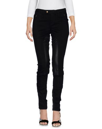 Джинсовые брюки BURBERRY 42602137UC