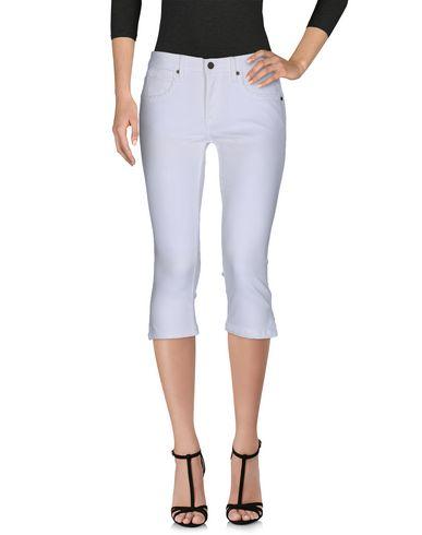 Джинсовые брюки-капри BURBERRY 42602148MF