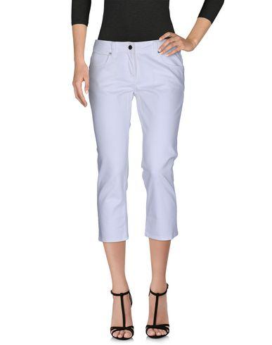 Джинсовые брюки-капри BURBERRY 42602151XR
