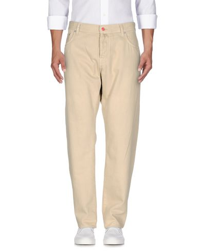 Джинсовые брюки KITON 42602305IM