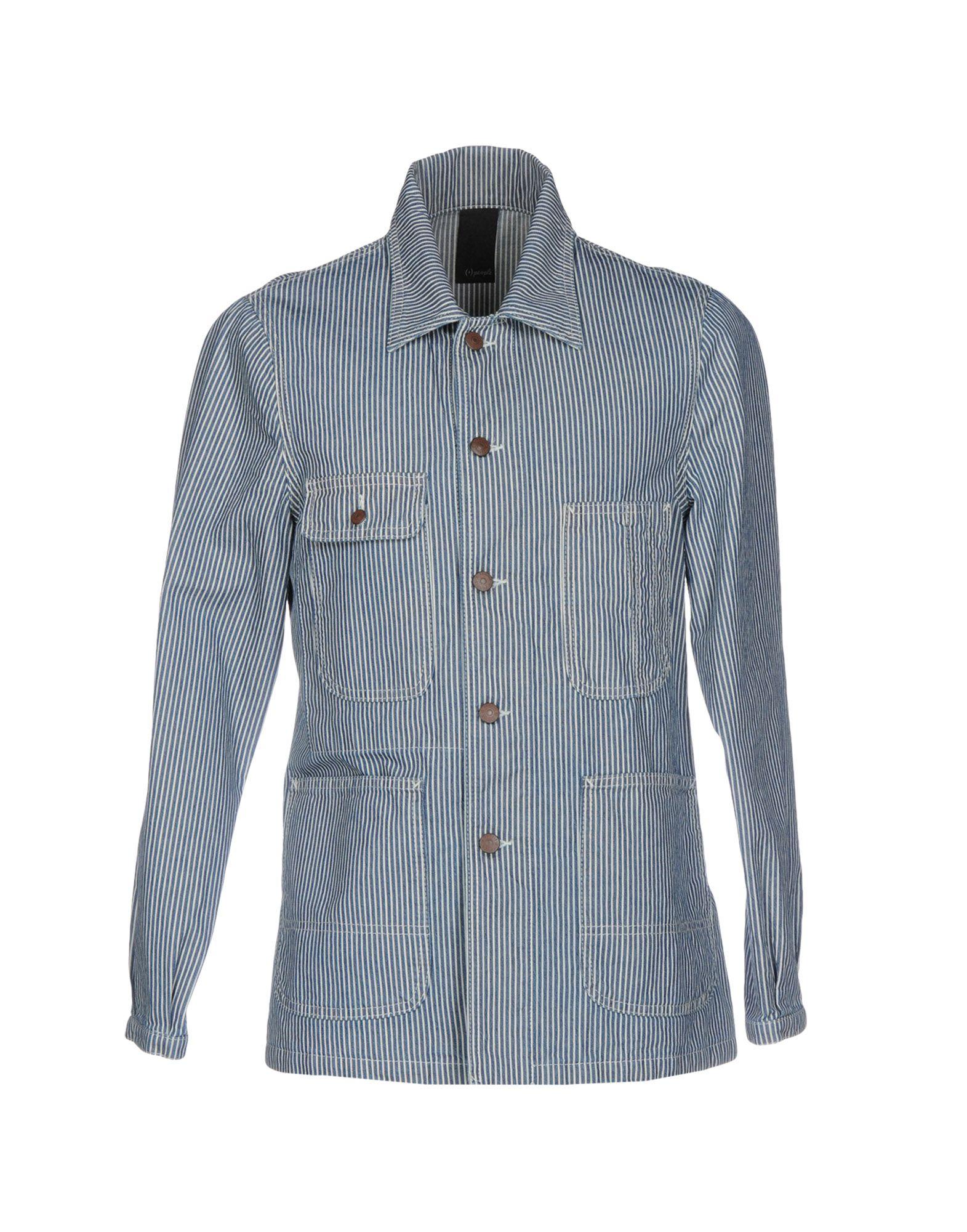 (+) PEOPLE Джинсовая верхняя одежда верхняя одежда