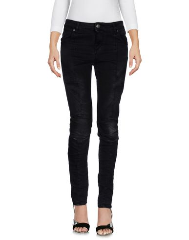 Джинсовые брюки PIERRE BALMAIN 42602593KA