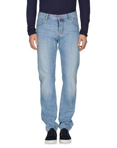 Джинсовые брюки KITON 42602622SG