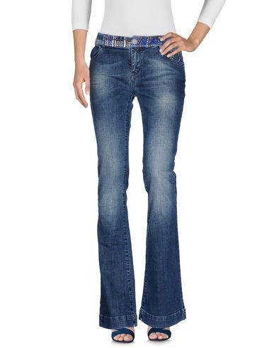 Джинсовые брюки от KRISTINA TI