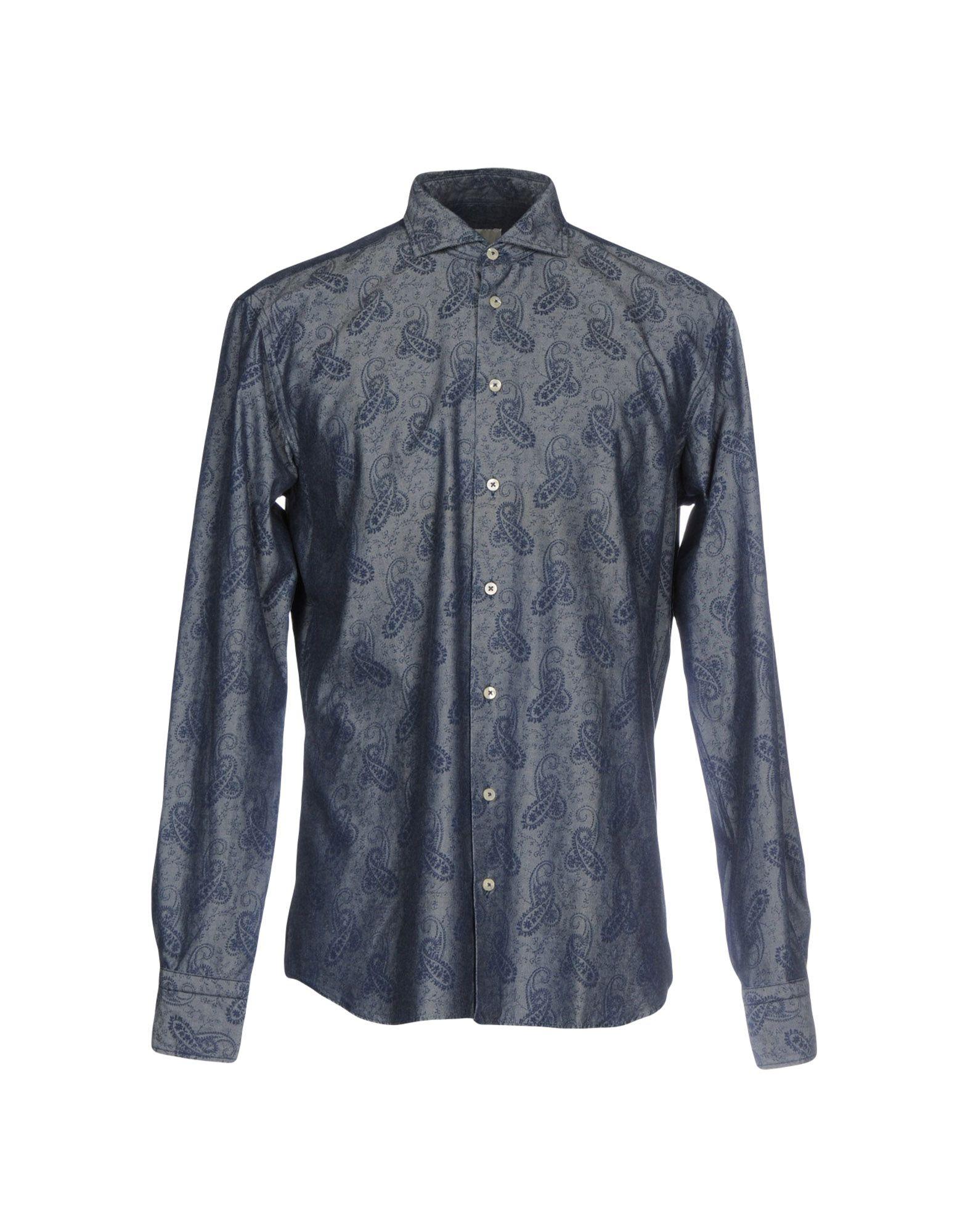JEY COLE MAN Джинсовая рубашка цена 2017