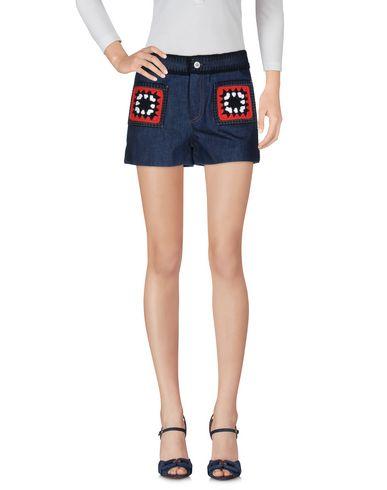 Джинсовые шорты MIU MIU 42603605DE