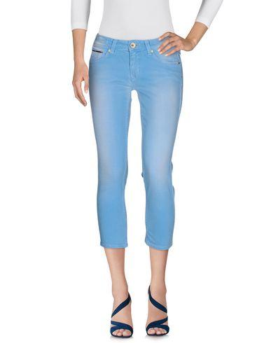Джинсовые брюки-капри TOMMY HILFIGER DENIM 42603825IW