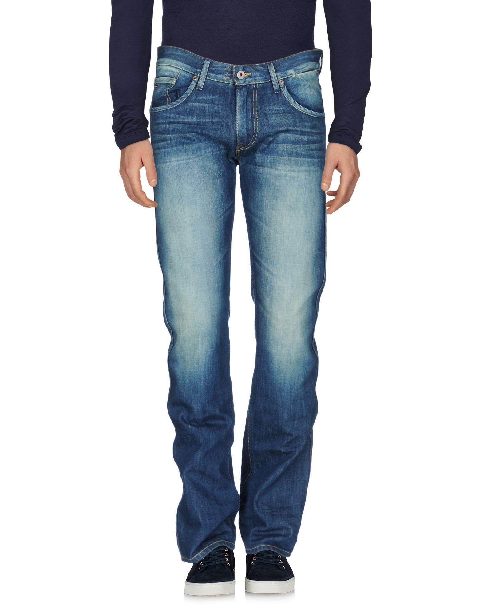 TOMMY HILFIGER DENIM Джинсовые брюки футболка tommy hilfiger denim tommy hilfiger denim to013ewtpb98