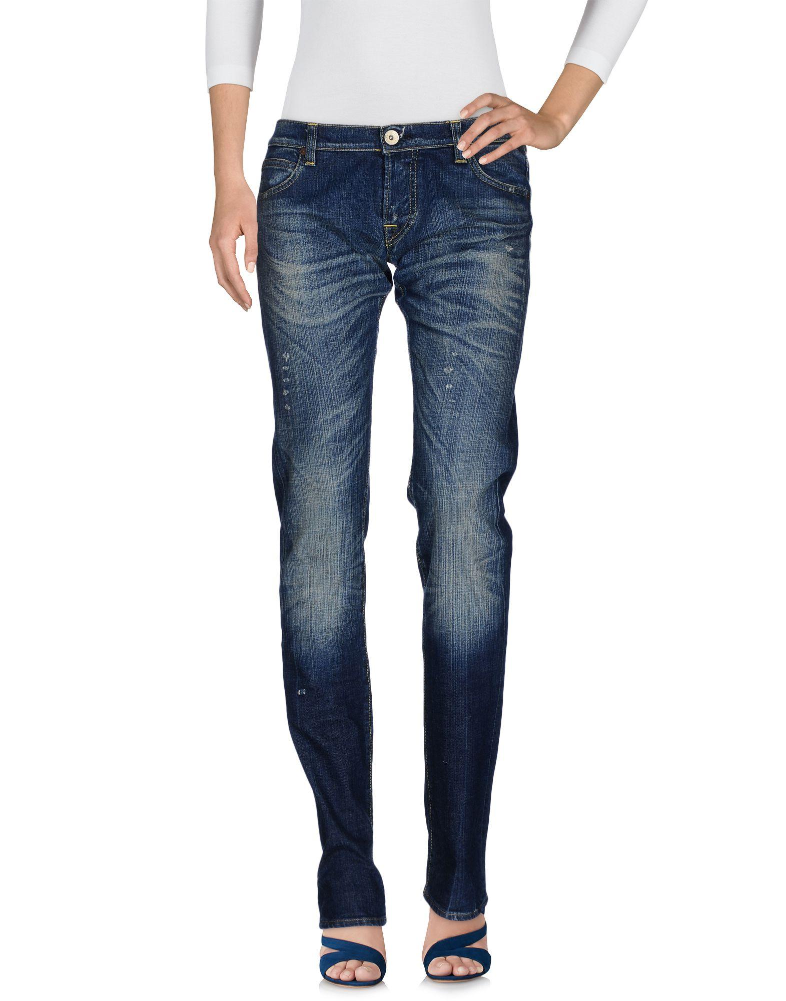 где купить  NOLITA DE NIMES Джинсовые брюки  по лучшей цене