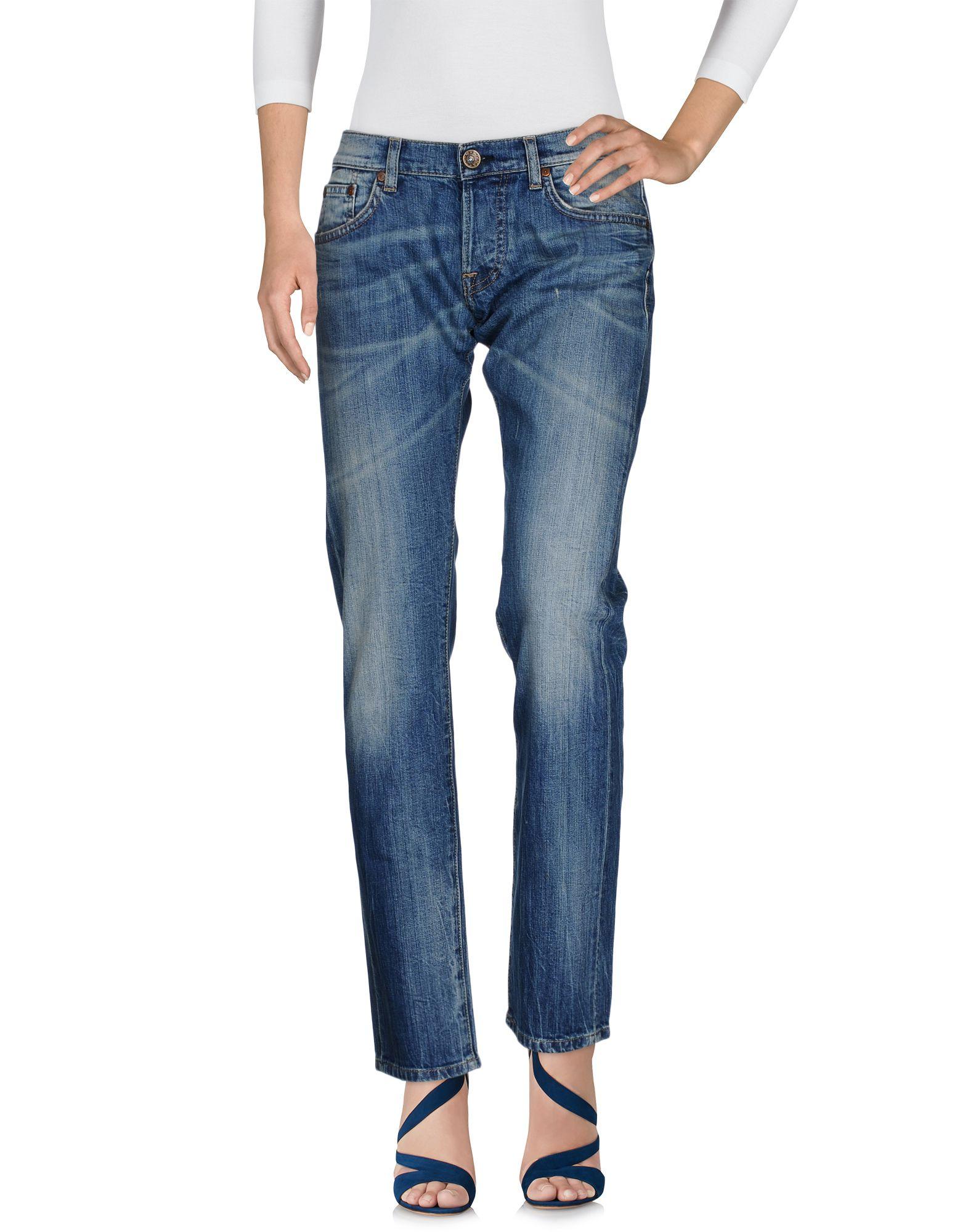 NOLITA DE NIMES Джинсовые брюки цены онлайн