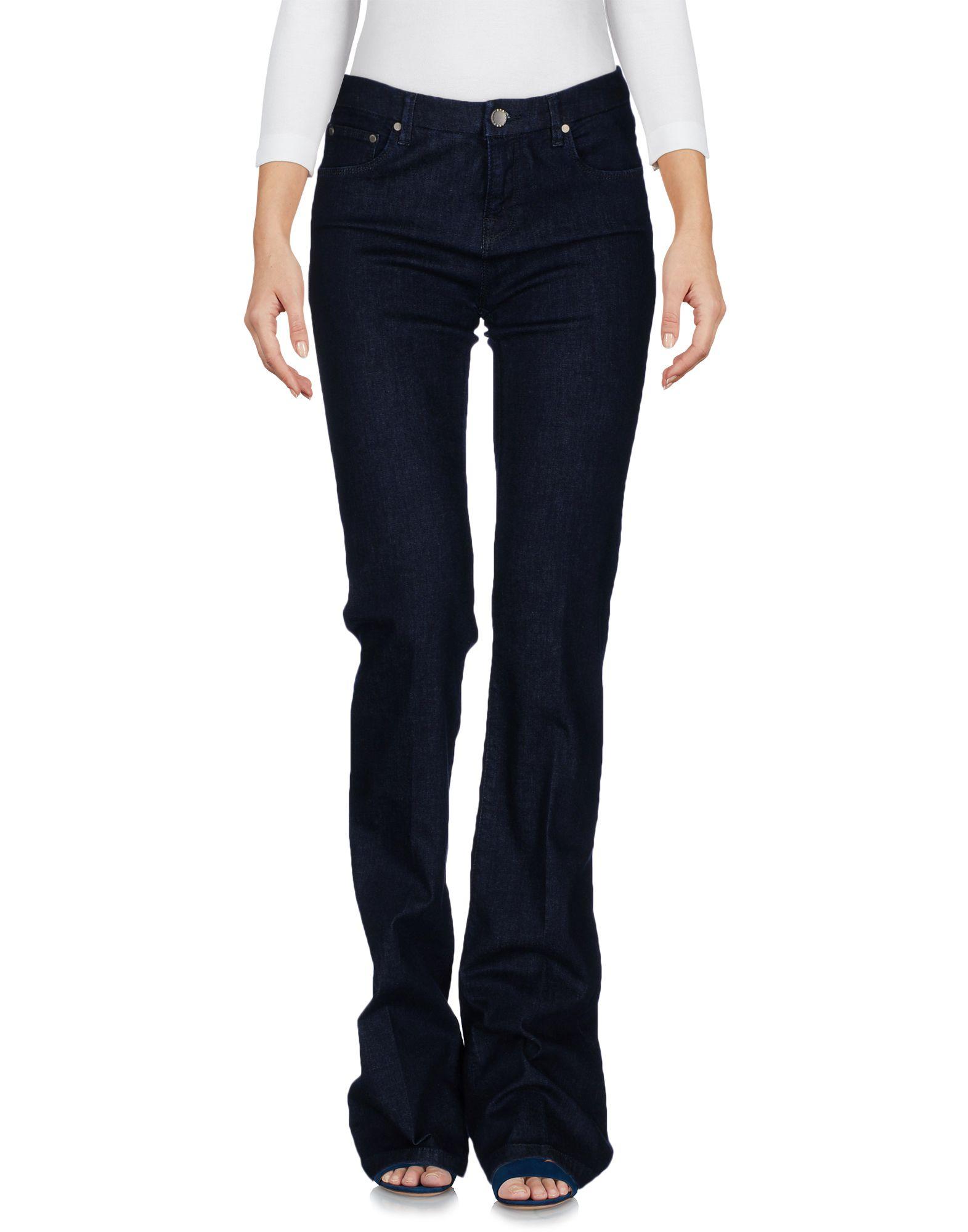 где купить TWIN-SET Simona Barbieri Джинсовые брюки по лучшей цене