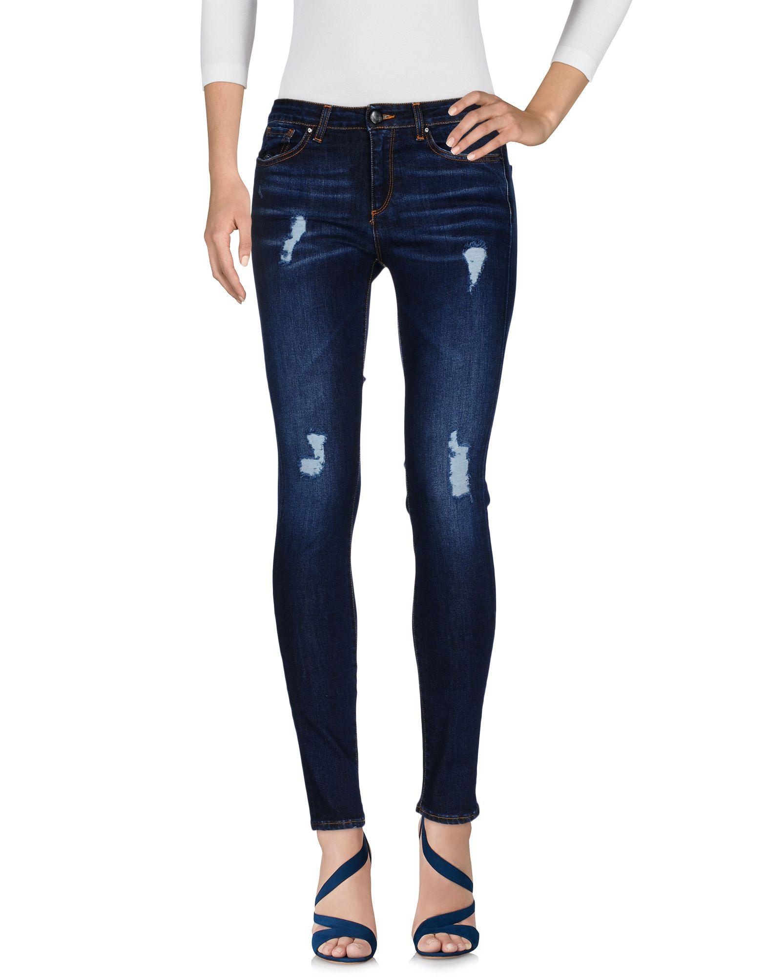 #LOVE IT Джинсовые брюки love it джинсовые брюки