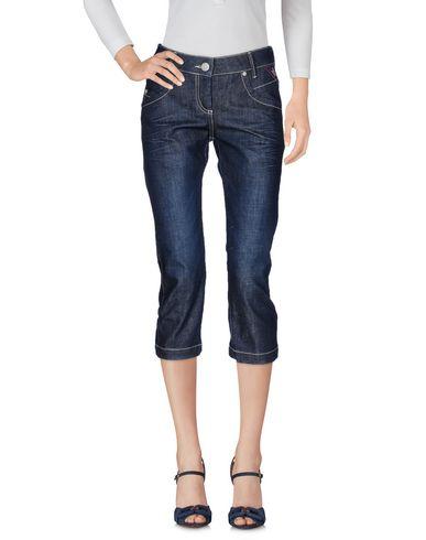 Джинсовые брюки-капри PINKO SUNDAY MORNING 42604426KO