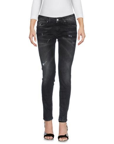 Джинсовые брюки от JEANSENG
