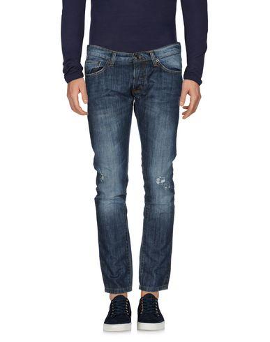 Джинсовые брюки PAOLO PECORA 42604698FI