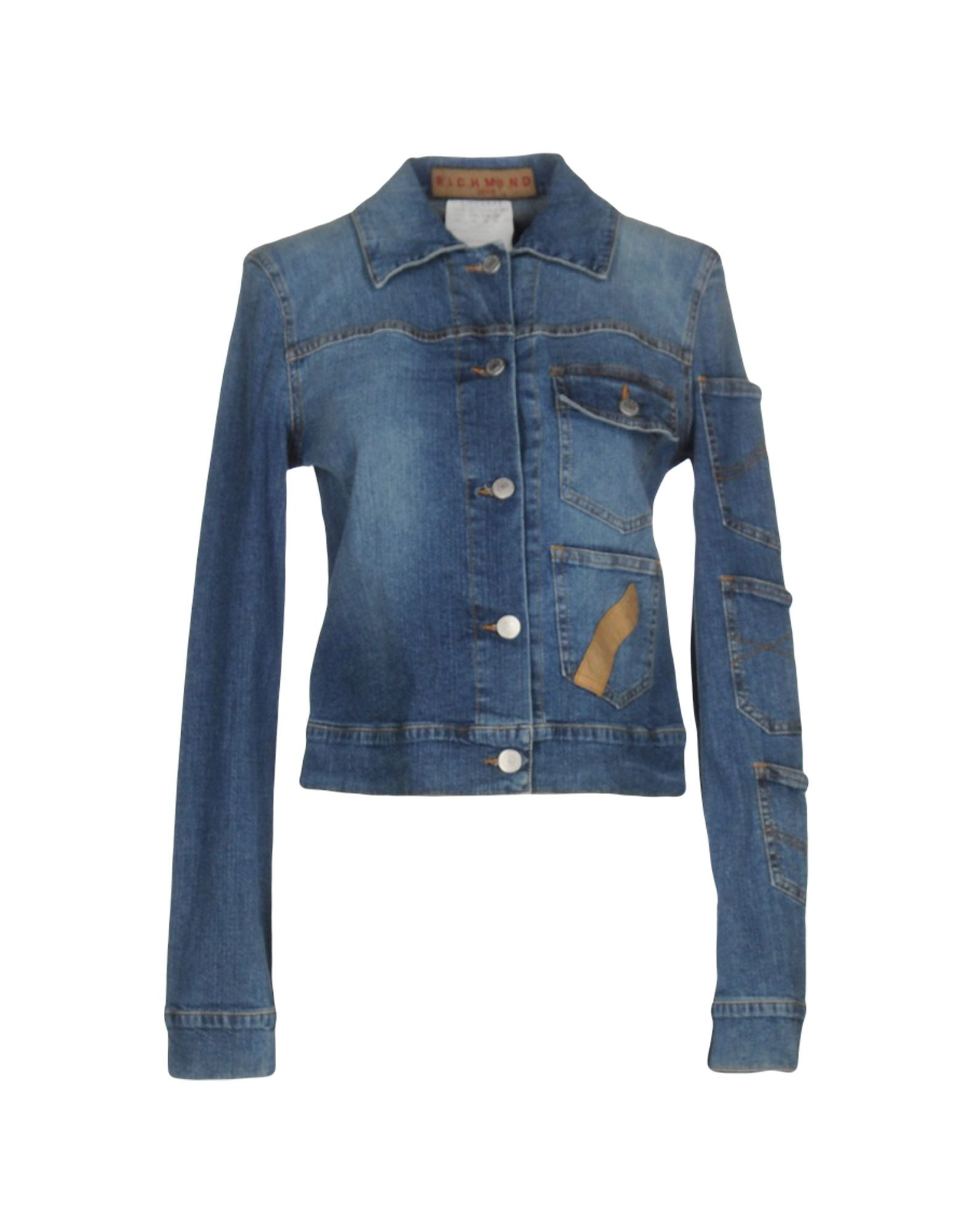 richmond джинсовая верхняя одежда RICHMOND DENIM Джинсовая верхняя одежда