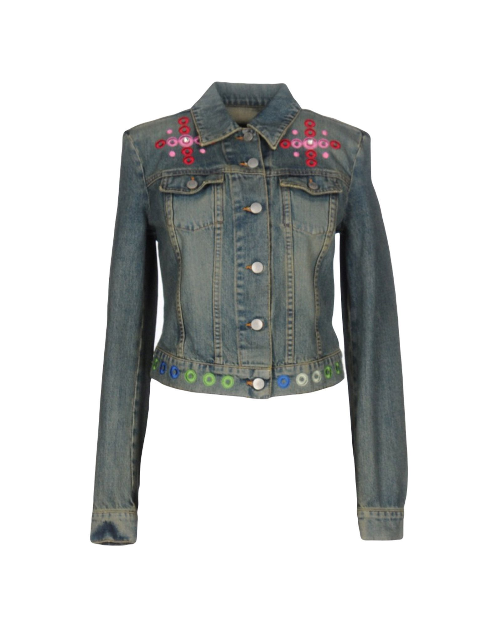 richmond джинсовая верхняя одежда JOHN RICHMOND Джинсовая верхняя одежда