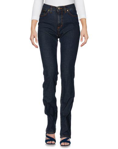 Джинсовые брюки TRUSSARDI JEANS 42605182RK