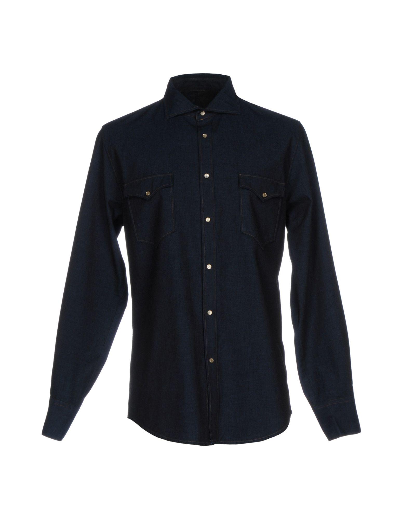 (+) PEOPLE Джинсовая рубашка недорго, оригинальная цена