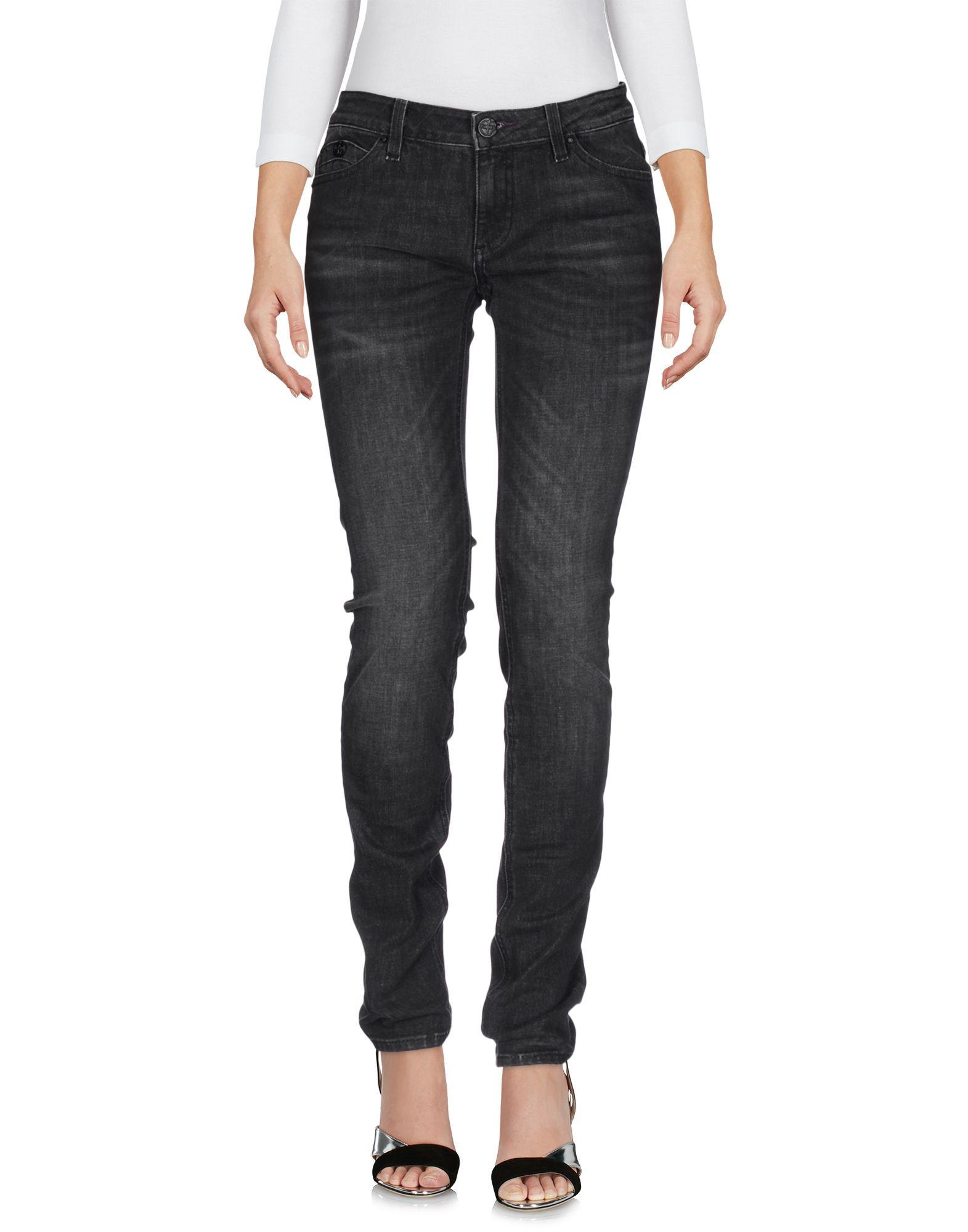 купить BLACK LEROCK Джинсовые брюки дешево