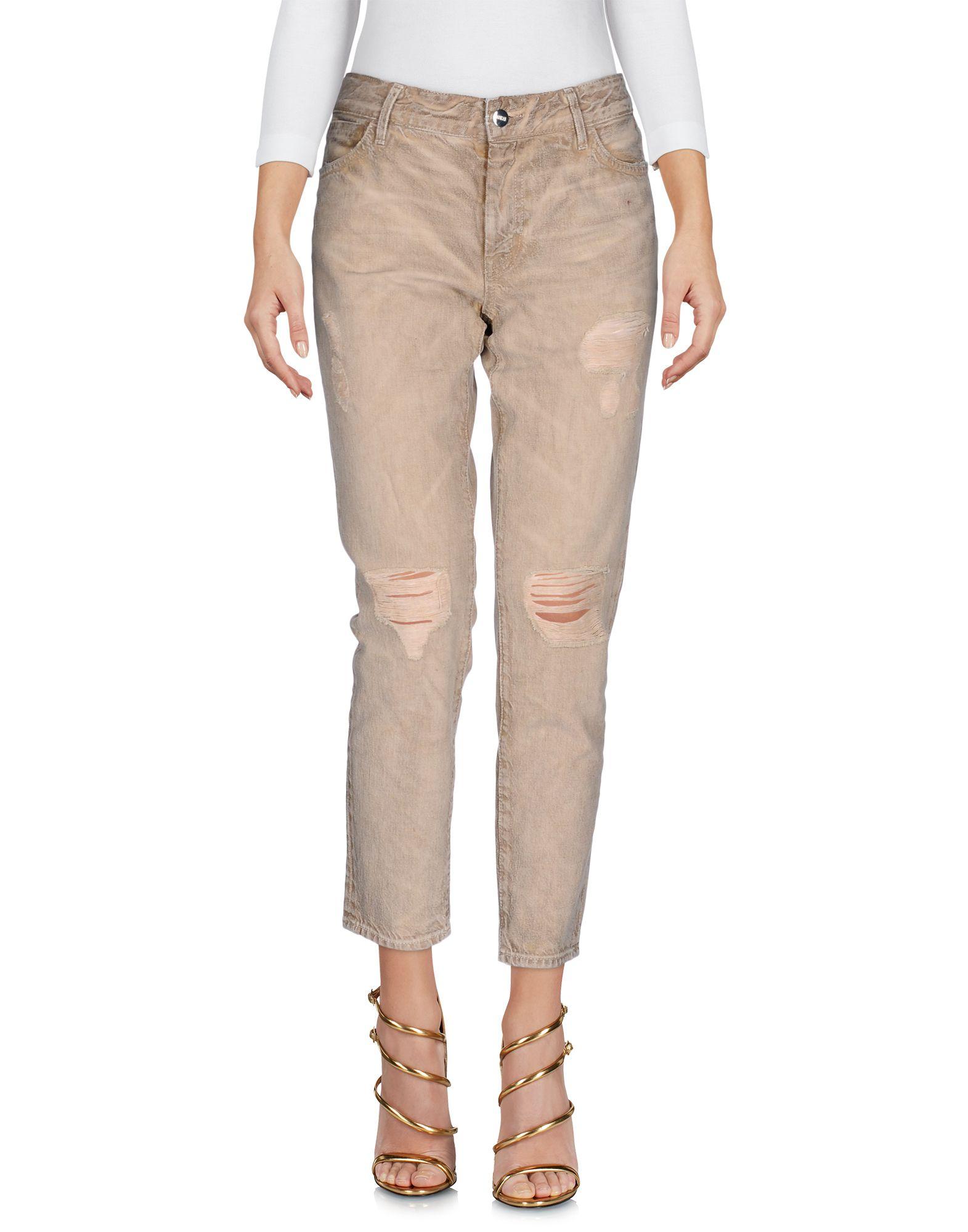 KORAL Джинсовые брюки-капри start up джинсовые брюки капри