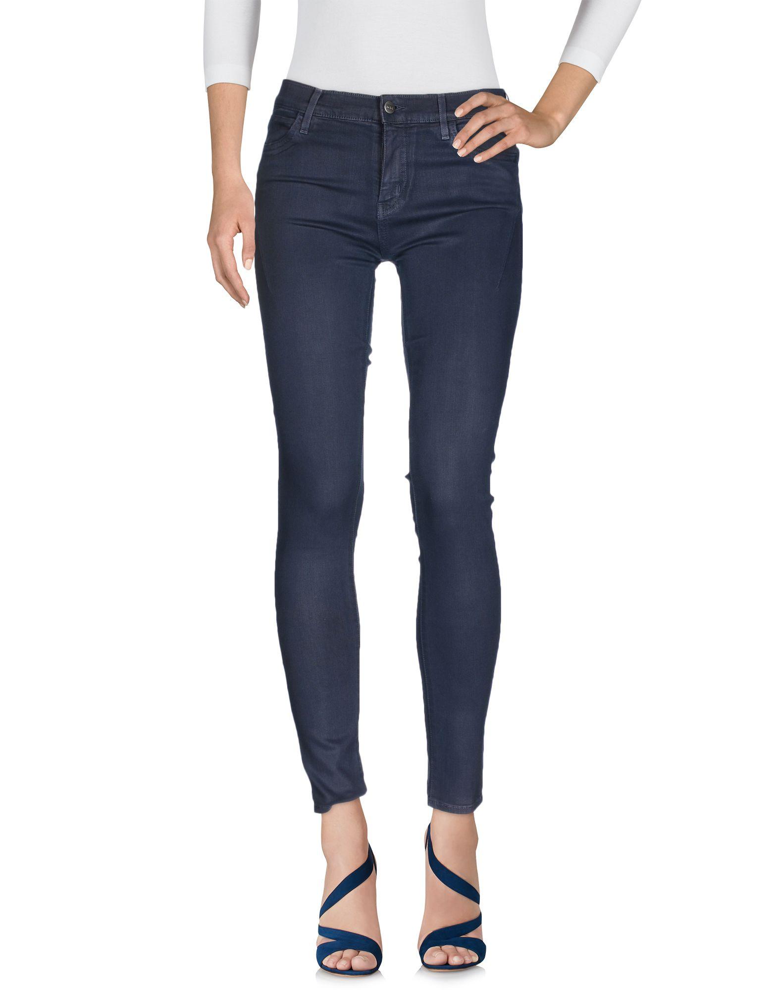 цены KORAL Джинсовые брюки