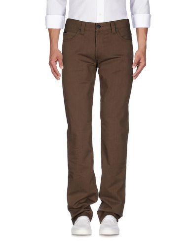 Джинсовые брюки ARMANI COLLEZIONI 42606211BI