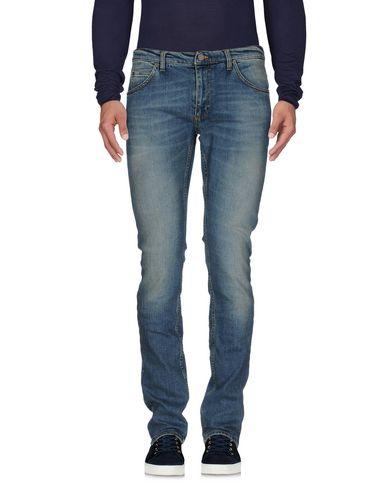 Джинсовые брюки ROBERTO CAVALLI 42606328PI