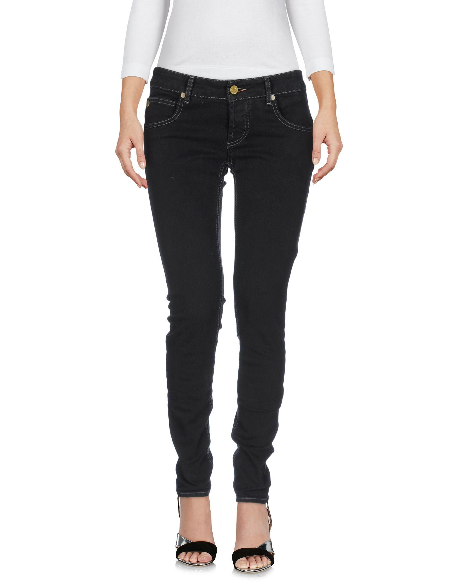 ФОТО maison clochard джинсовые брюки