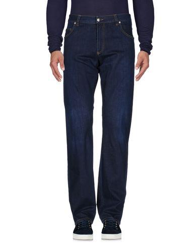 Джинсовые брюки ARMANI COLLEZIONI 42606548SL