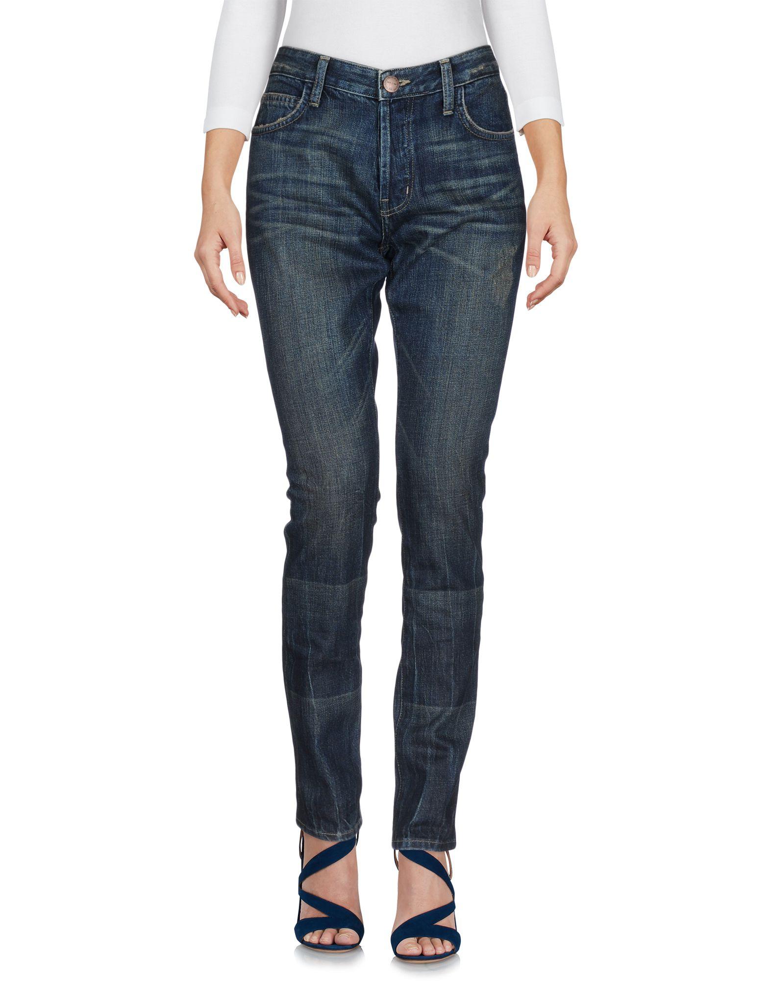 CURRENT/ELLIOTT Джинсовые брюки current elliott водолазки
