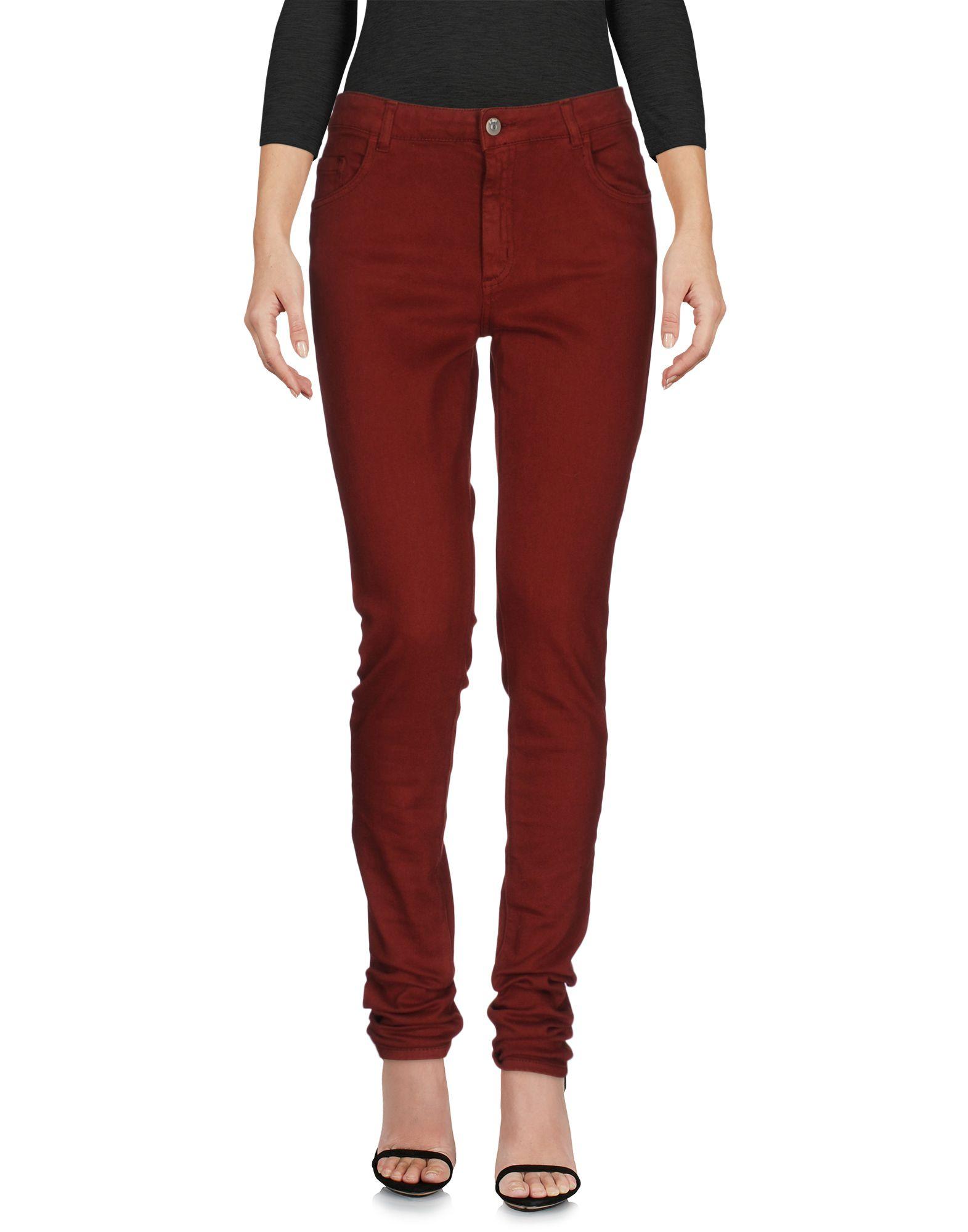 цена AMERICAN VINTAGE Джинсовые брюки онлайн в 2017 году