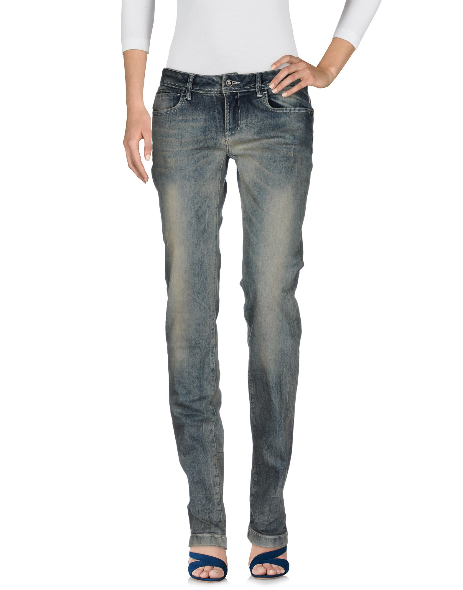 GUESS BY MARCIANO Джинсовые брюки цена 2017