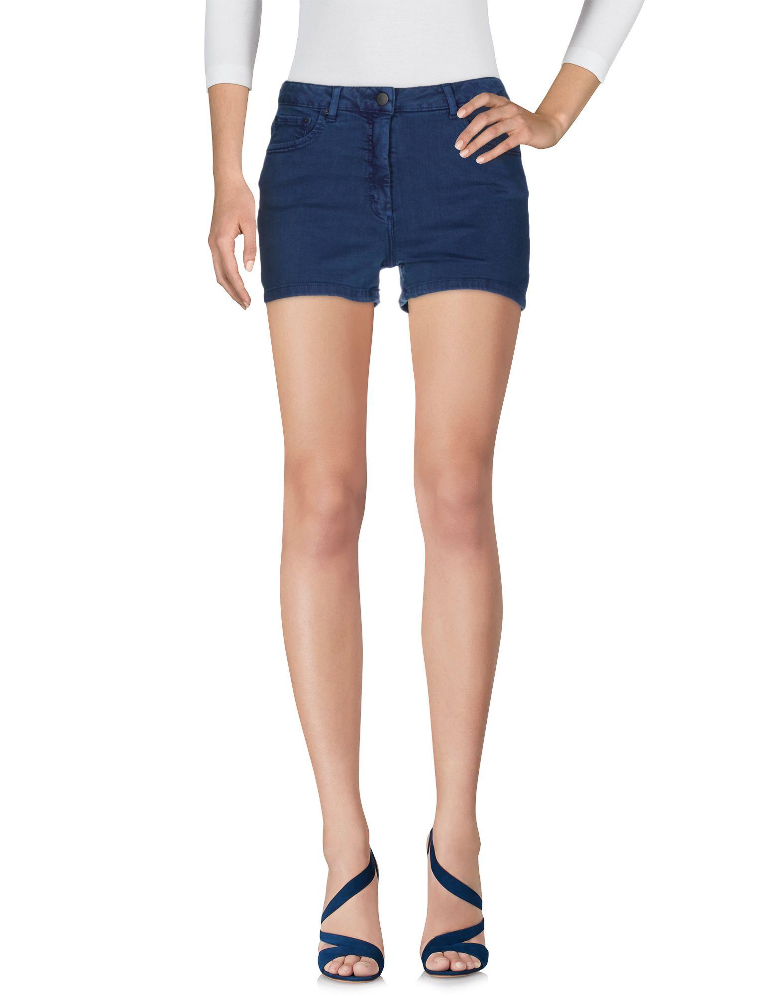 цена  AMERICAN VINTAGE Джинсовые шорты  онлайн в 2017 году