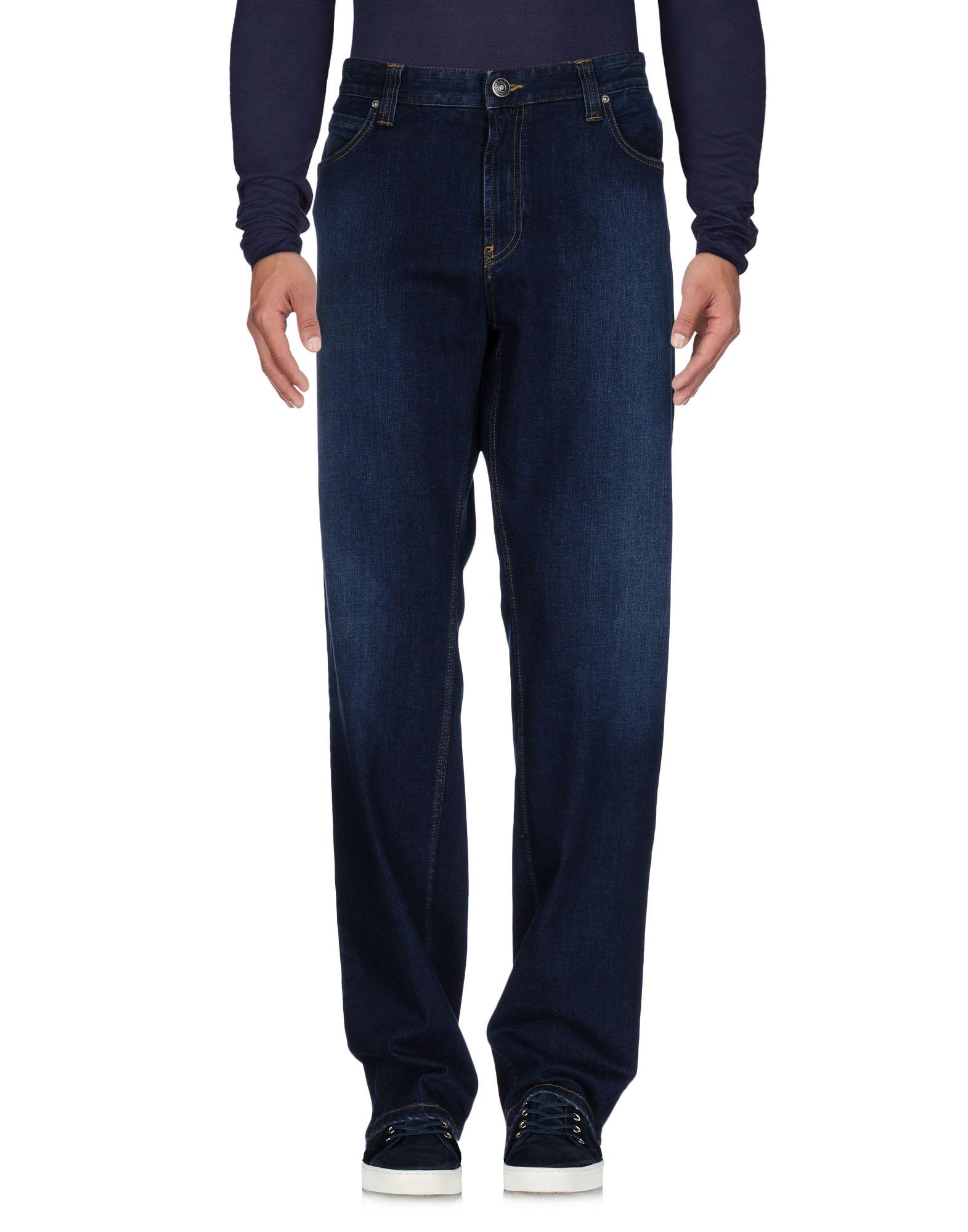 цены на ARMANI COLLEZIONI Джинсовые брюки в интернет-магазинах