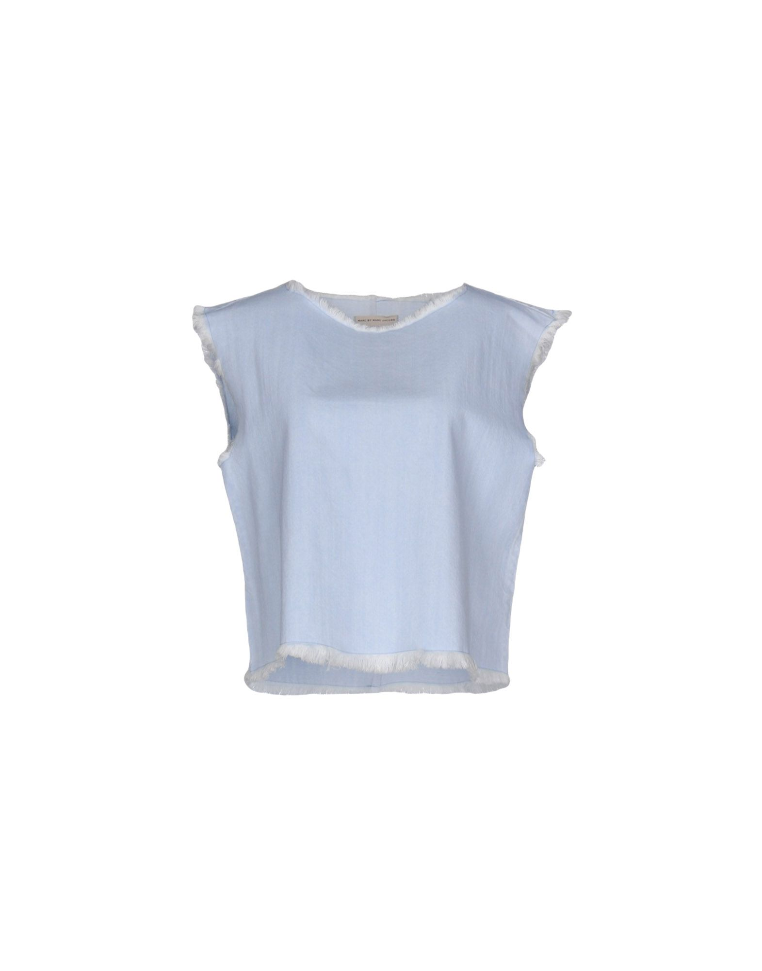 MARC BY MARC JACOBS Джинсовая рубашка marc by marc jacobs джинсовая рубашка