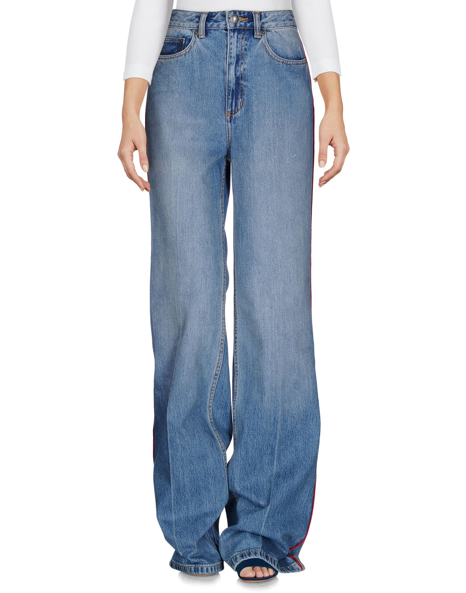 MARC BY MARC JACOBS Джинсовые брюки marc o'polo 223053066 827
