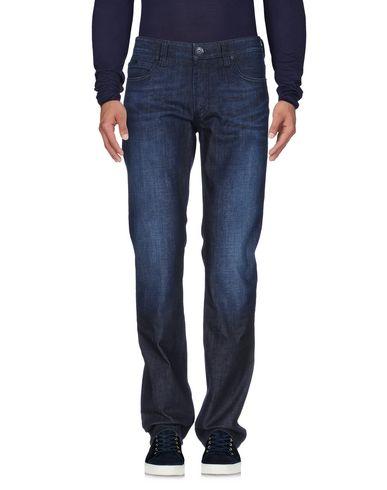 Джинсовые брюки ARMANI COLLEZIONI 42607908JN