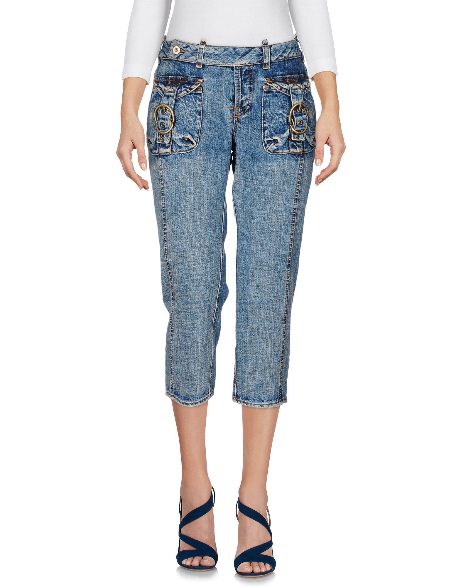 GUESS JEANS Джинсовые брюки-капри