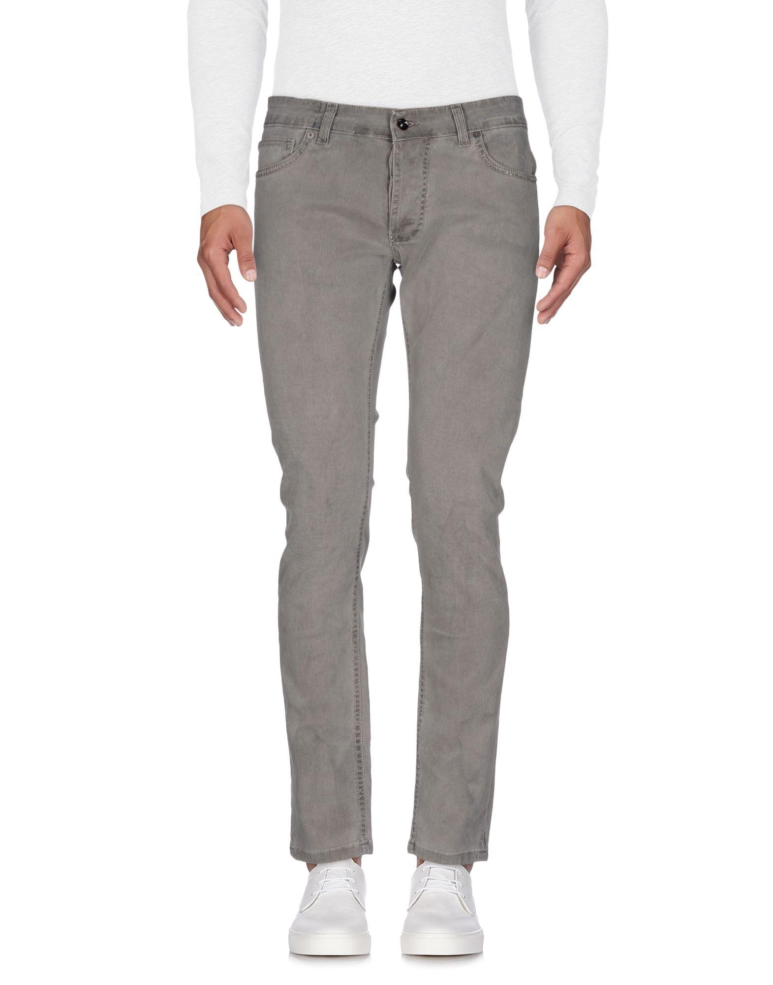 LOW BRAND Джинсовые брюки сапоги monaco low