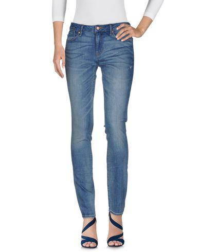 pantalon en jean femme