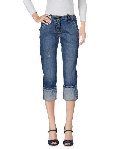 Джинсовые брюки-капри ICE B ICEBERG 42608171EV
