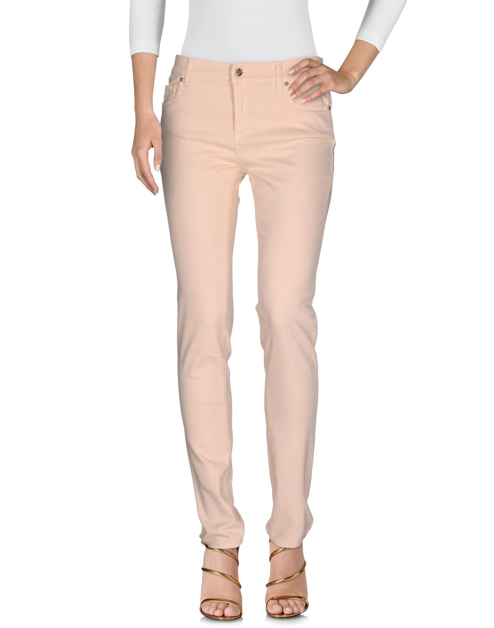 VERSACE JEANS Damen Jeanshose Farbe Pfirsich Größe 9 jetztbilligerkaufen