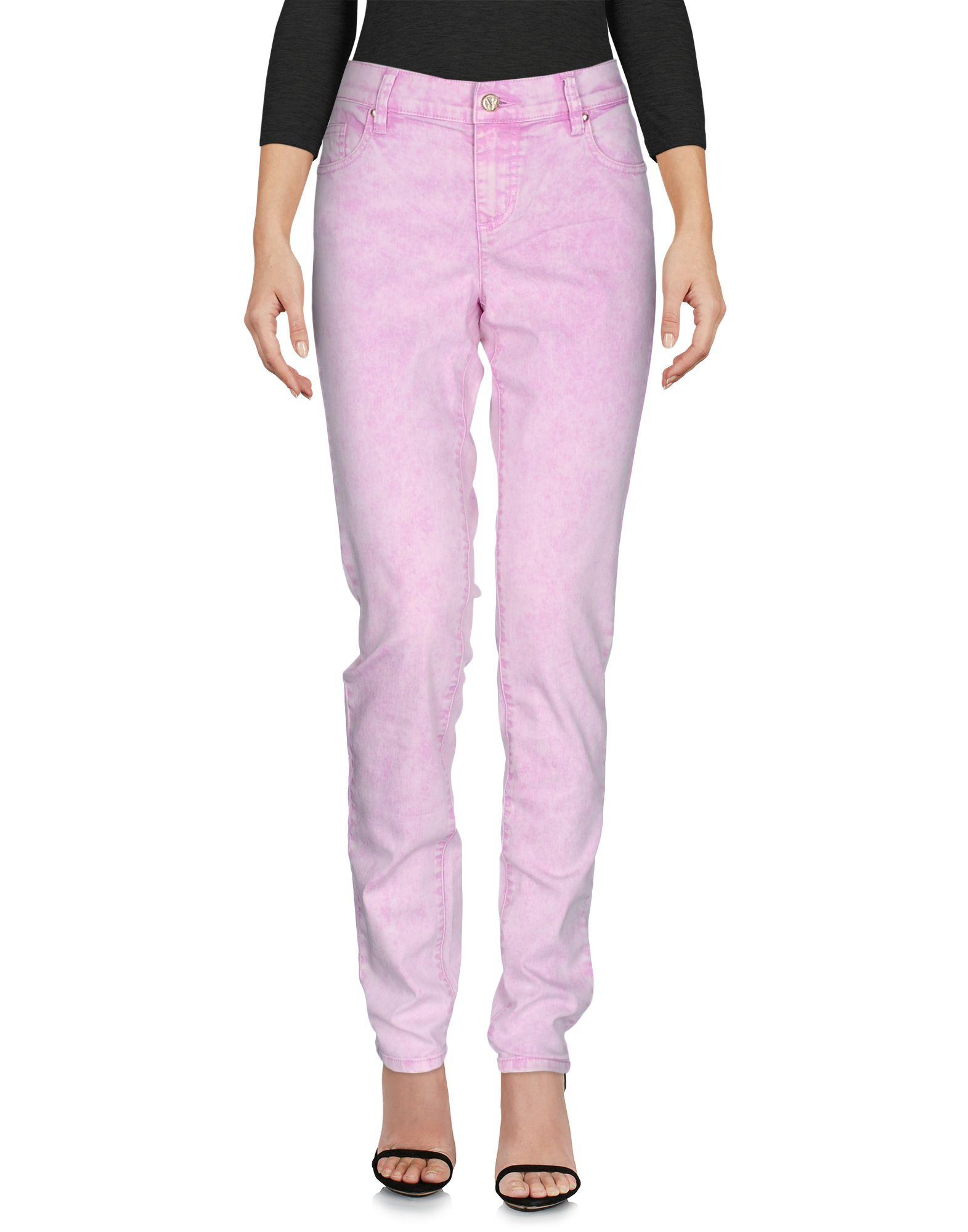 VERSACE JEANS Damen Jeanshose Farbe Flieder Größe 6 jetztbilligerkaufen