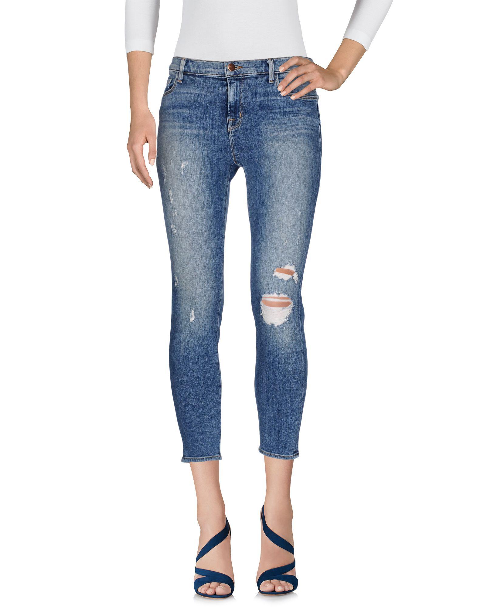 J BRAND Damen Jeanshose Farbe Blau Größe 8 jetztbilligerkaufen