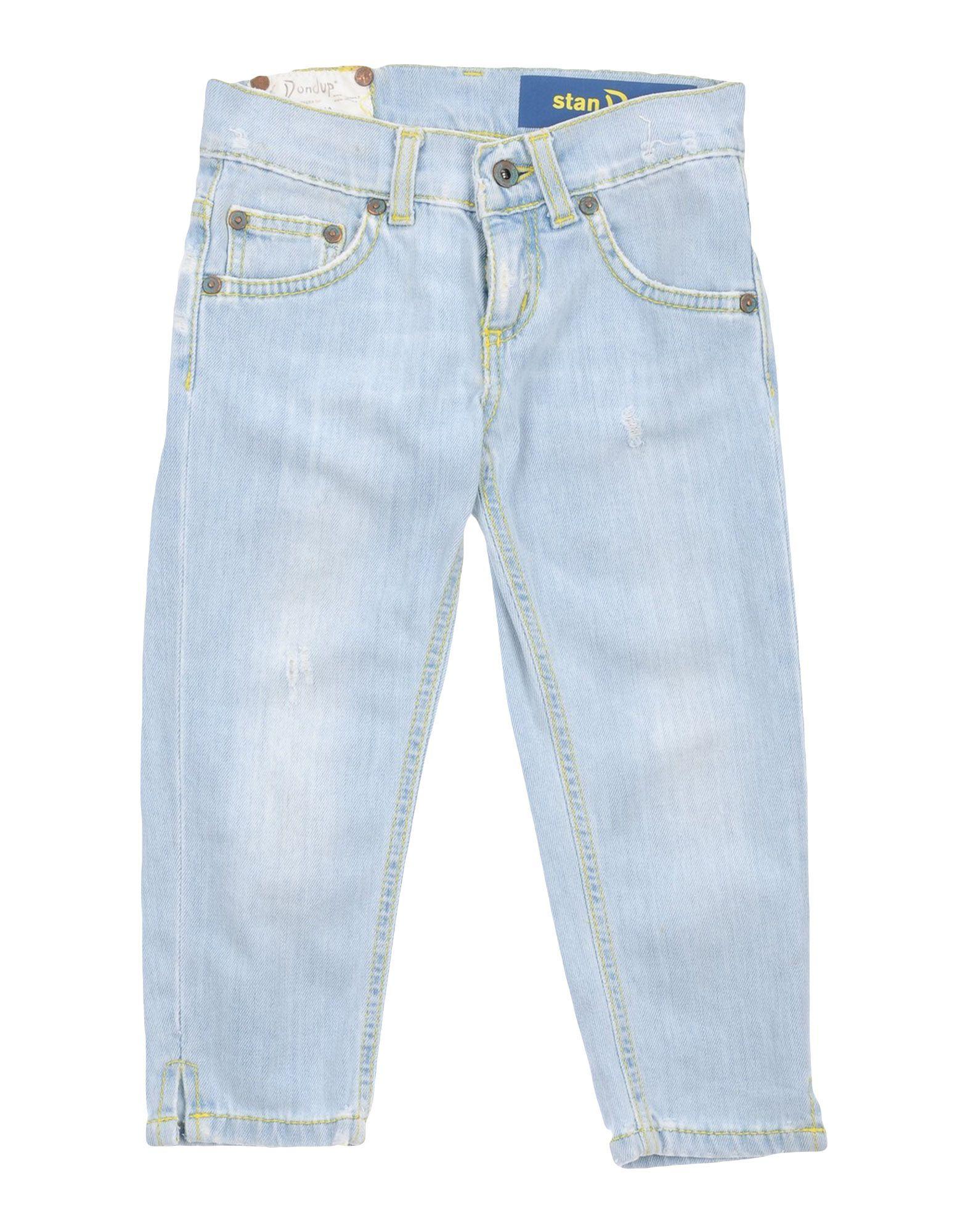 DONDUP Jungen 3-8 jahre Jeanshose Farbe Blau Größe 4 jetztbilligerkaufen