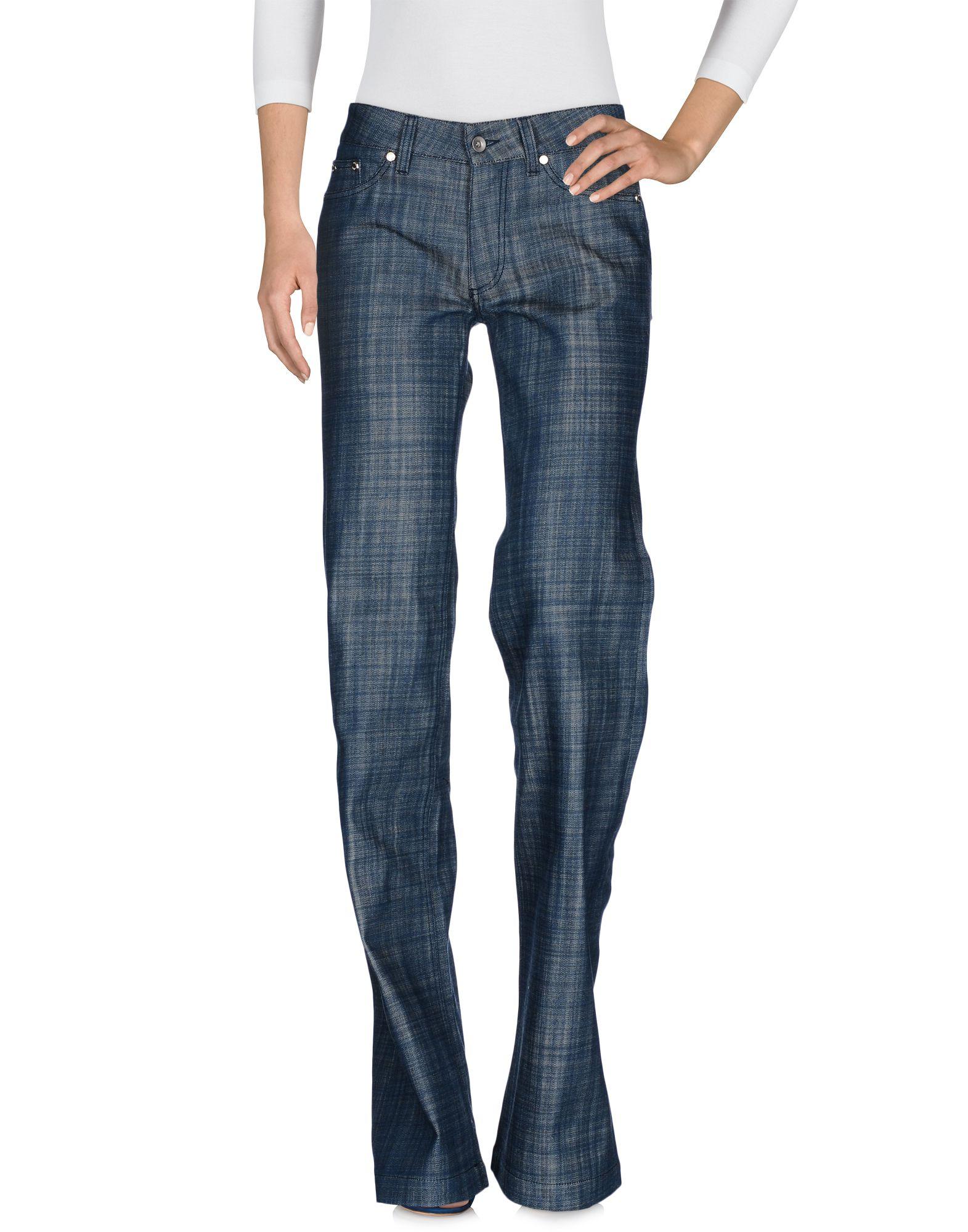 HOGAN Damen Jeanshose Farbe Blau Größe 2 jetztbilligerkaufen